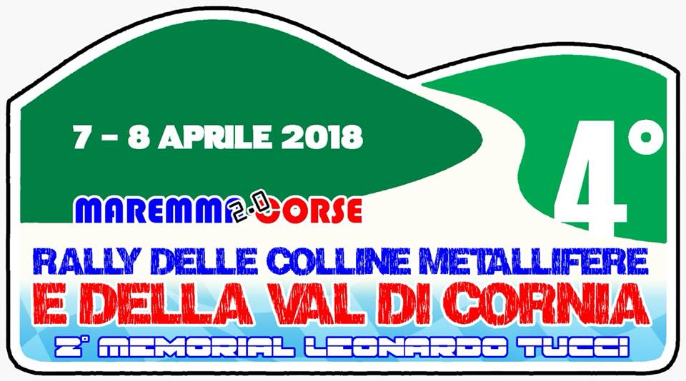 rally colline metallifere piombino 2018