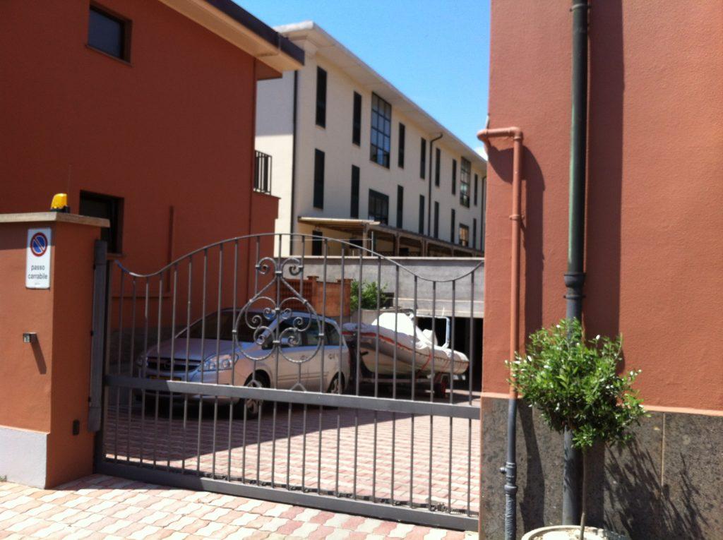Parcheggio Hotel EST Piombino